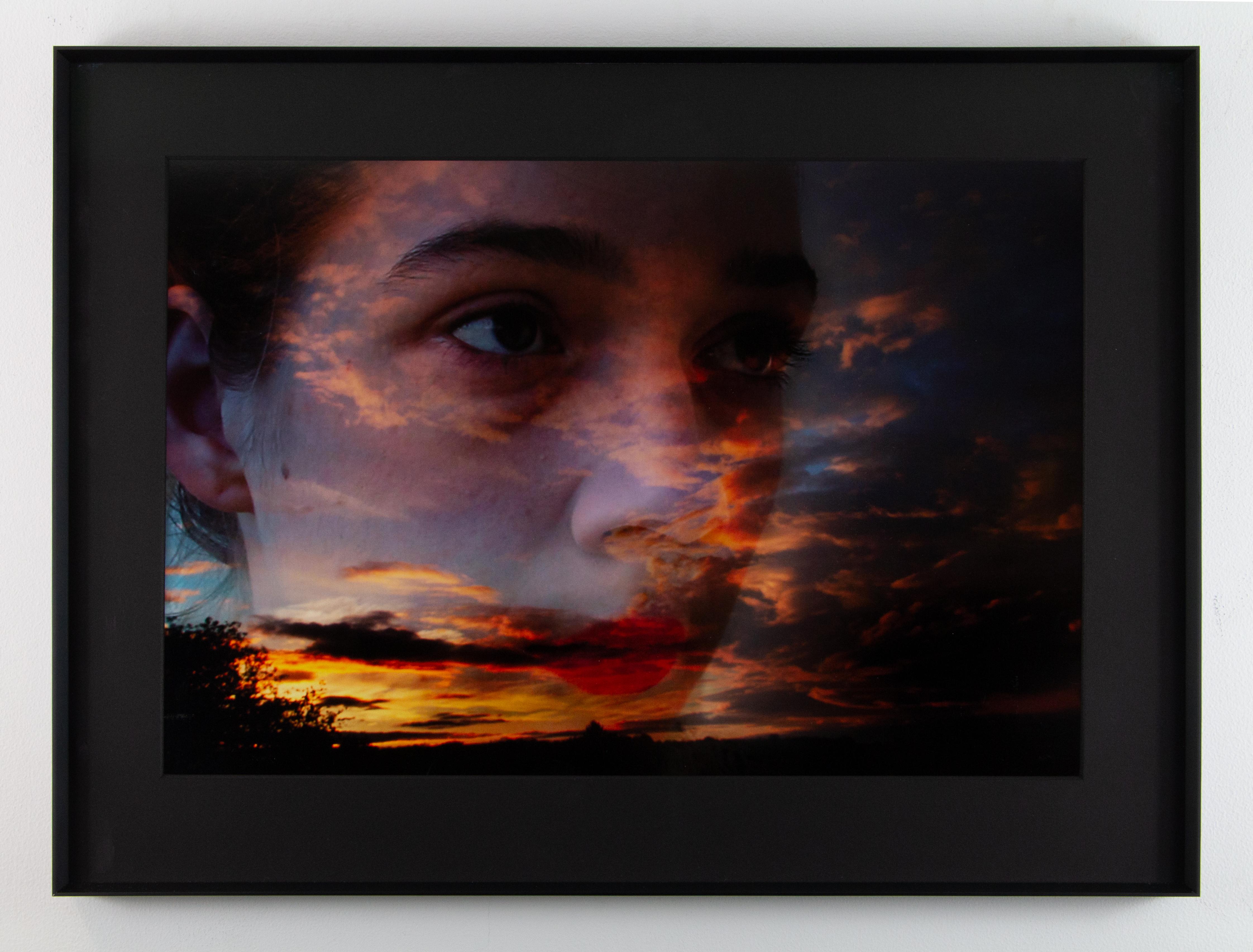 Yinka, I See Her Everywhere, or Lipstick Sunset (2016) (2/10),framed, 57,5 x 42,5 cm, € 225